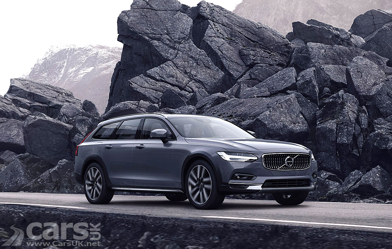Photo 2020 Volvo V90 B6 AWD