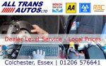 All Trans Autos | Bosch Car Service Centre Essex