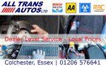 All Trans Autos | Bosch Car Service Centre Essex