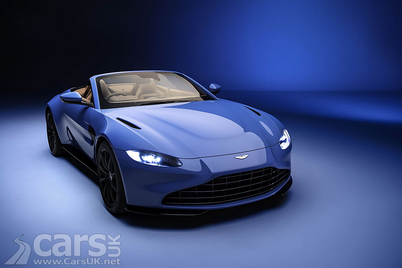 Photo 2020 Aston Martin Vantage Roadster