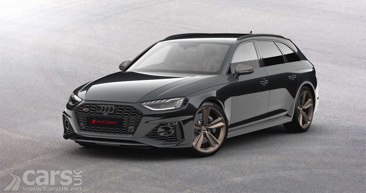 Photo Audi RS 4 Avant Bronze Edition