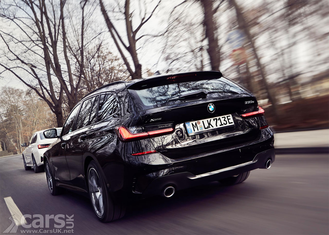 Photo BMW 330e xDrive Touring