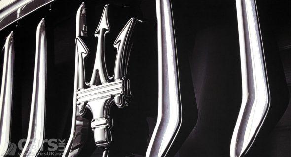 Photo Maserati Trident Grille