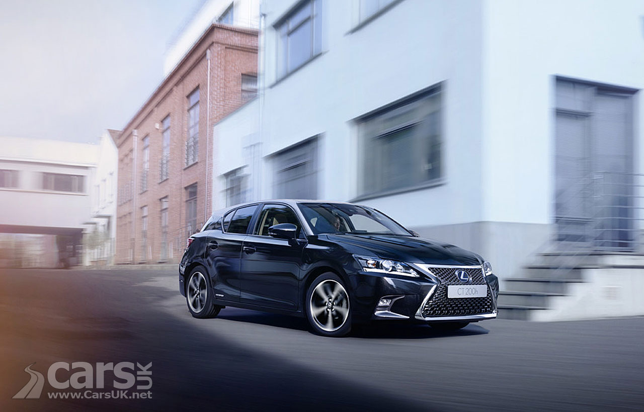 Photo Lexus CT Hybrid is the UK's MOST reliable used car