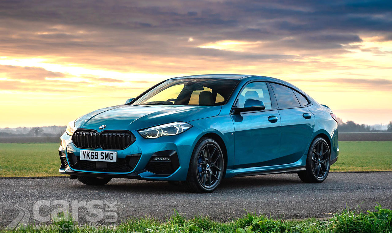 Photo BMW 2 Series Gran Coupe UK prices announced
