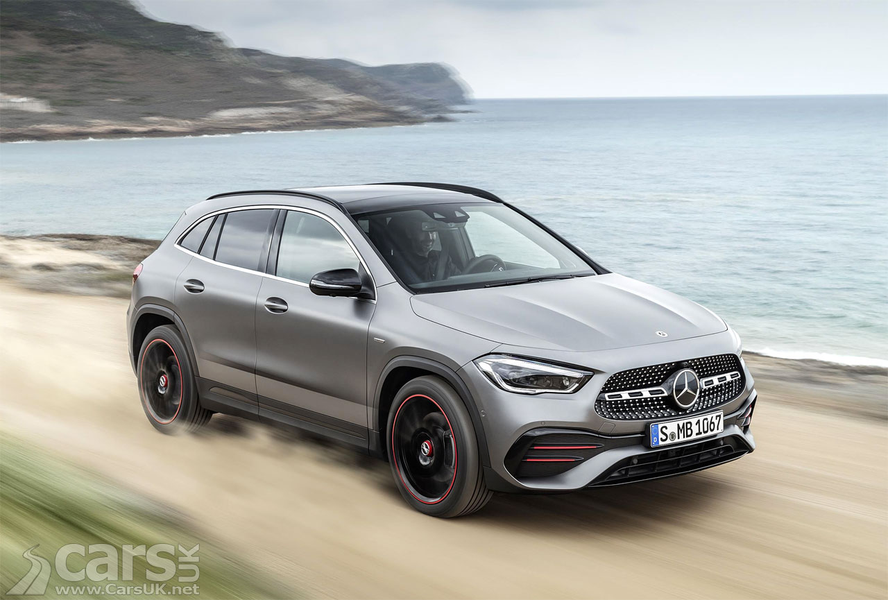 Photo 2020 Mercedes GLA UK Prices