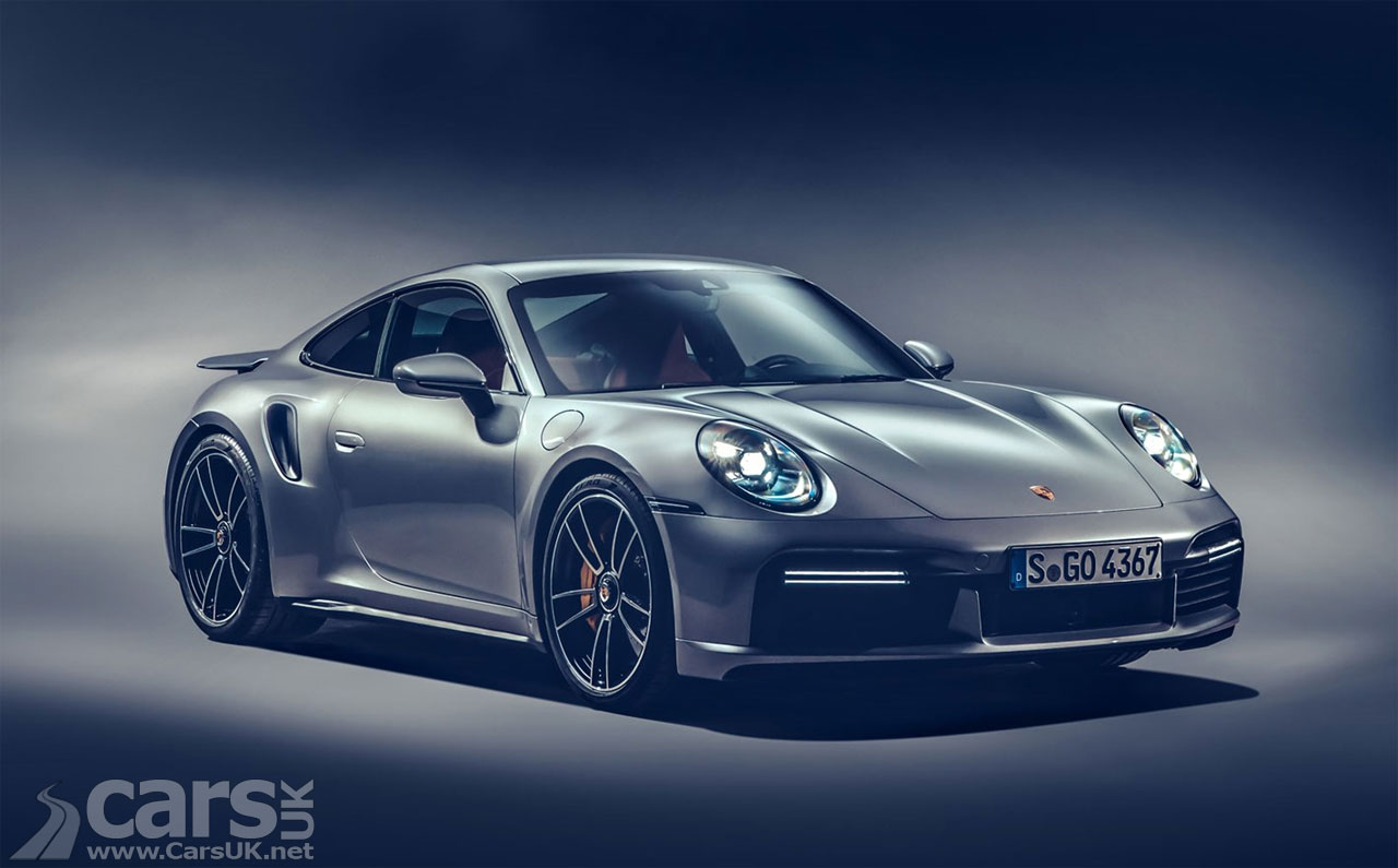 Photo New Porsche 911 Turbo S