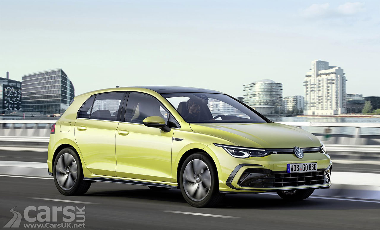 Photo 2020 VW Golf R-Line Photo
