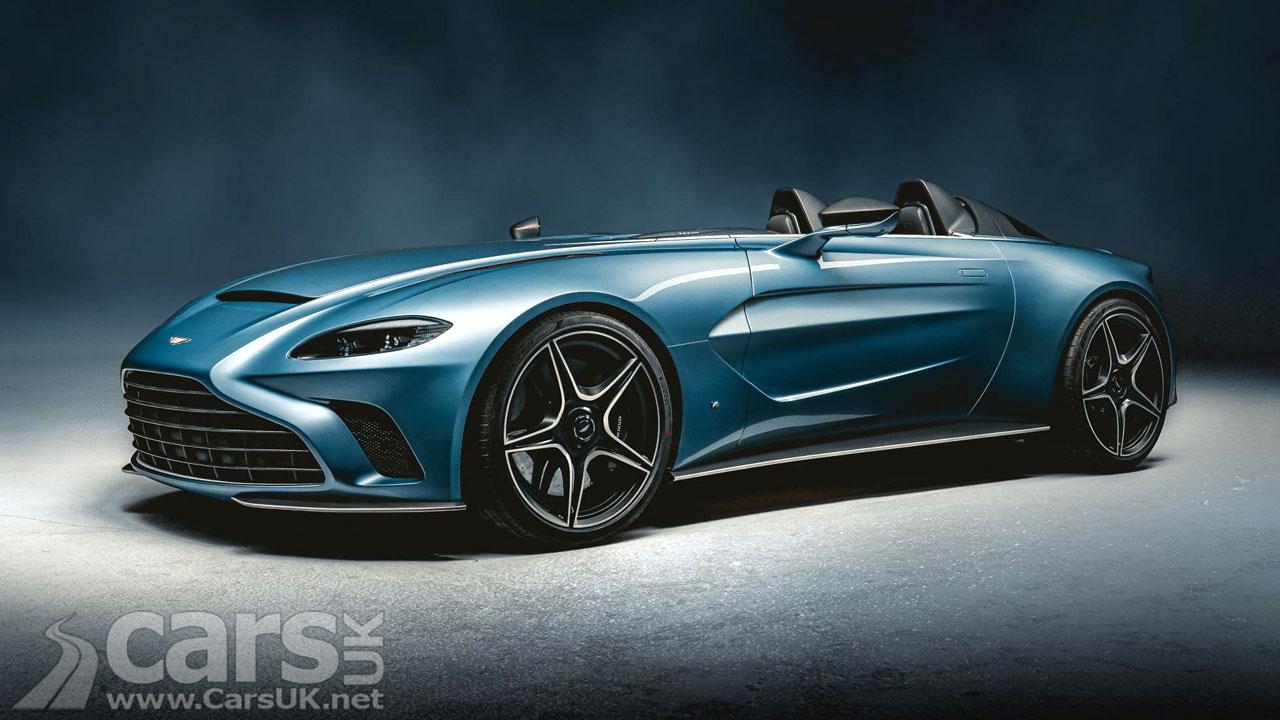 Photo Aston Martin V12 Speedster
