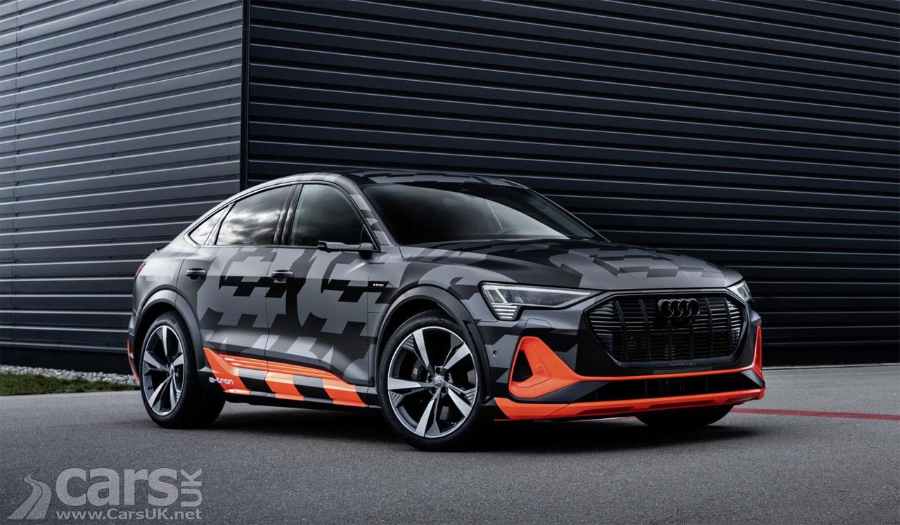 Photo Audi E-Tron S