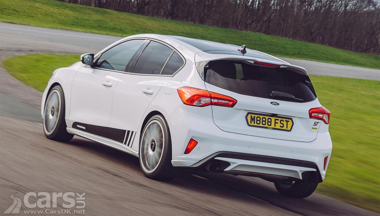 Photo Ford Focus ST Mountune M330 Power Upgrade