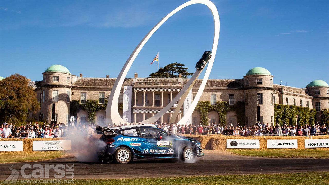 Photo 2020 Goodwood Festival of Speed postponed