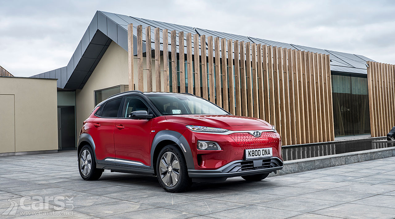 Hyundai Kona Electric gets more range