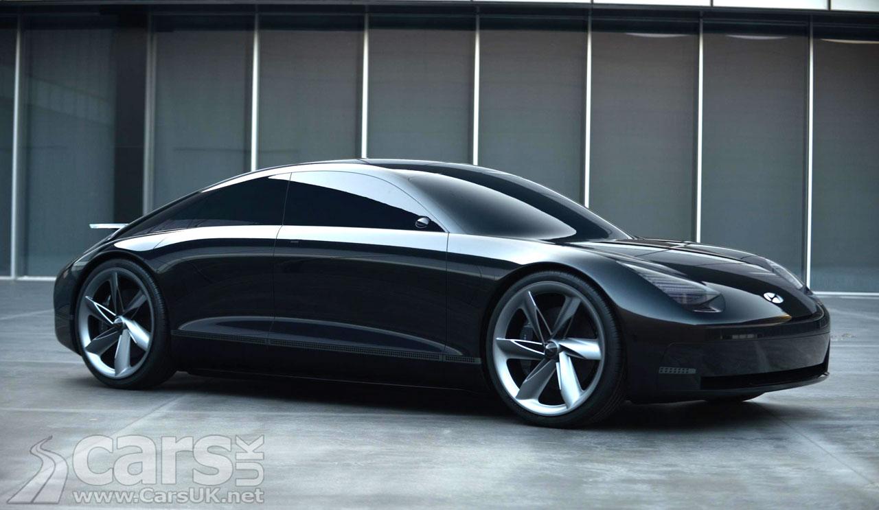 Photo Hyundai Prophecy EV Concept