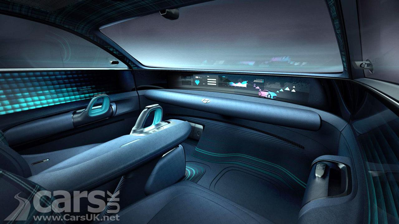 Photo Hyundai Prophecy Interior
