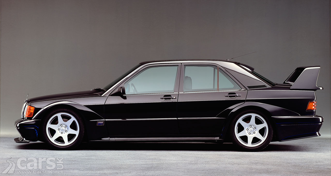 Photo Mercedes 190 E 2.5-16 EVO II