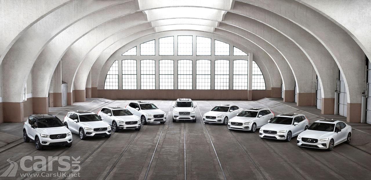 Photo Volvo Range