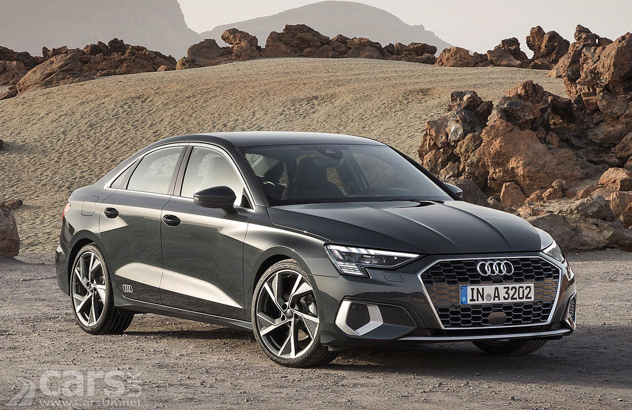 Photo 2020 Audi A3 Saloon