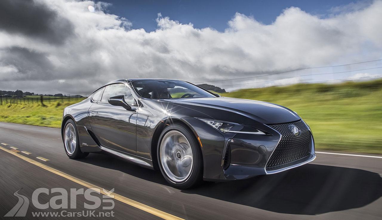 Photo Lexus LC Coupe