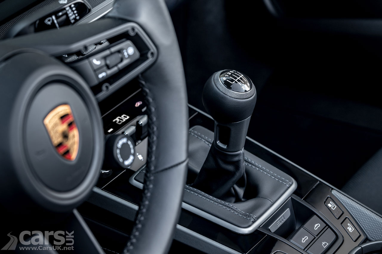 Photo Porsche 911 Manual Gearbox