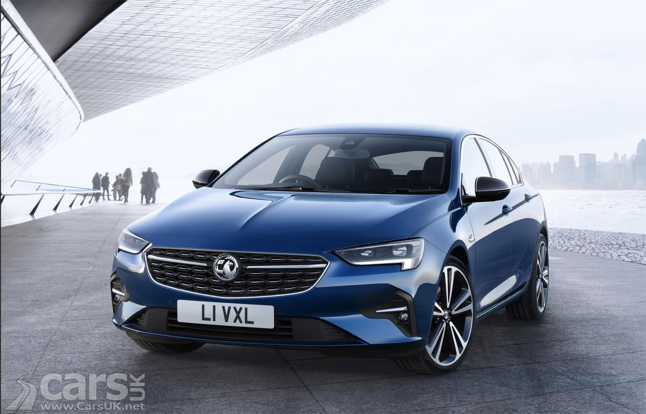Photo 2020 Vauxhall Insignia