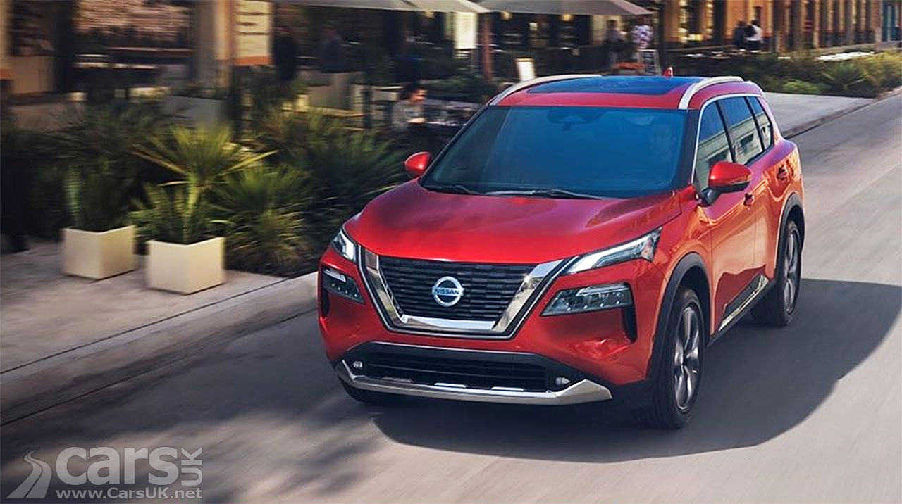 Photo New Nissan X-Trail leak
