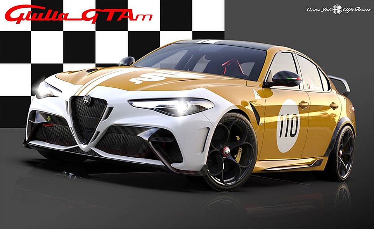 Photo Alfa Romeo Giulia GTA UK