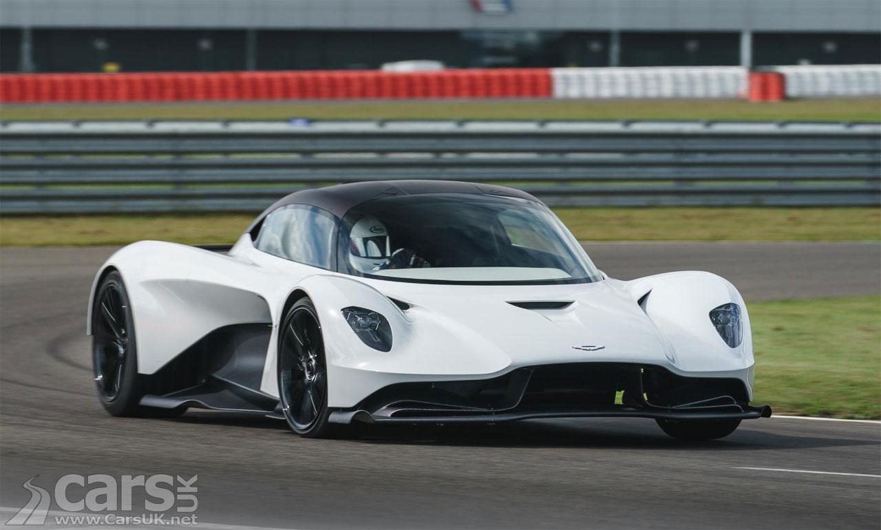 Photo Aston Martin Valhalla