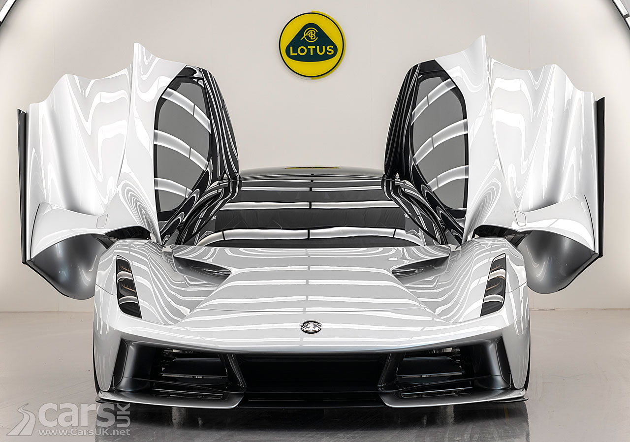 Photo Lotus Evija
