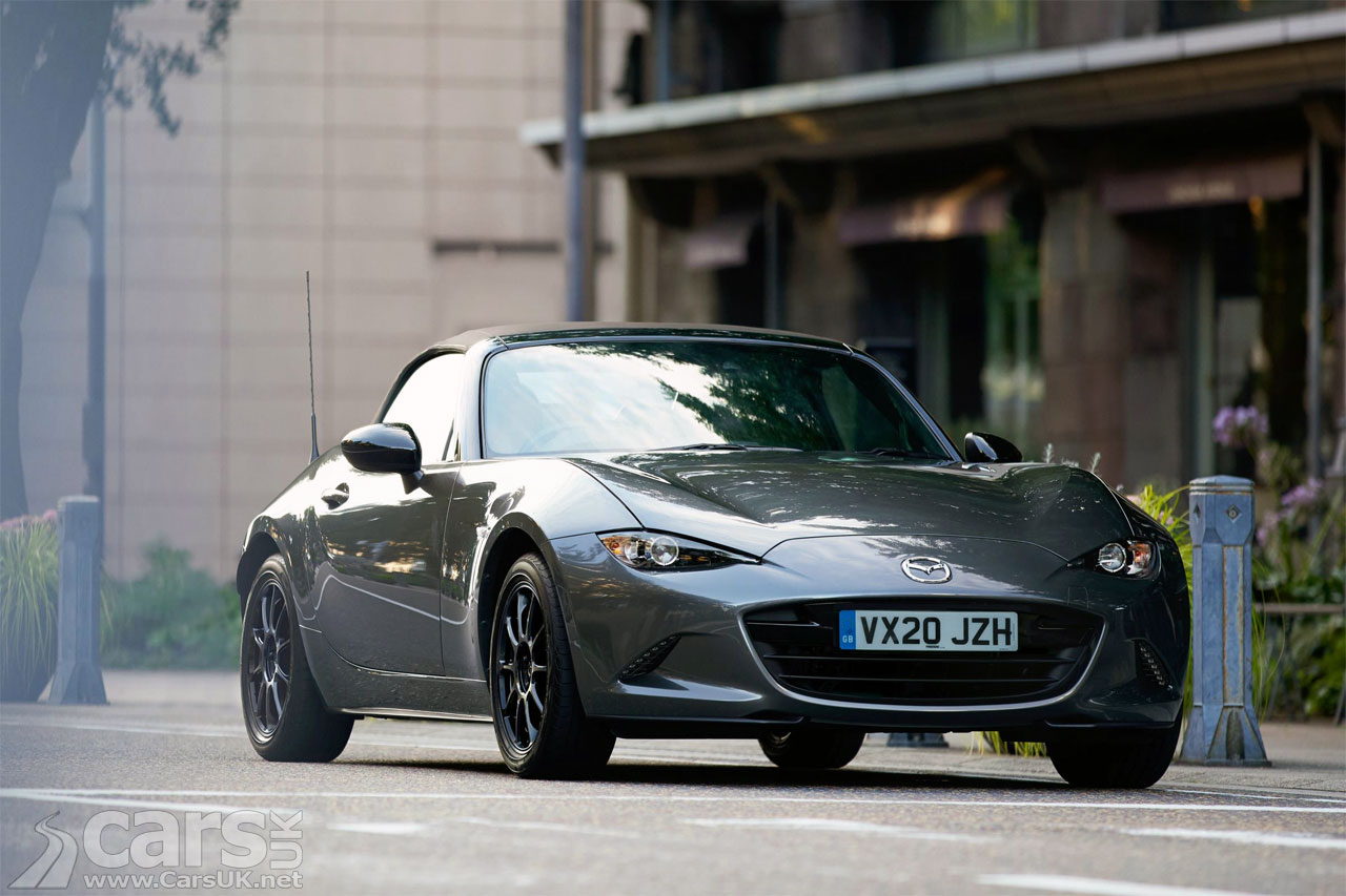 Photo Mazda MX-5 R-Sport Special Edition