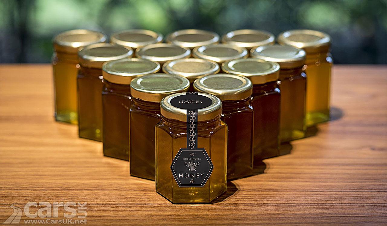 Photo Rolls-Royce Honey