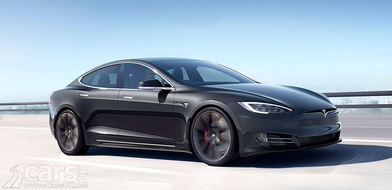 Photo Tesla Model S OTA Updates April 2020
