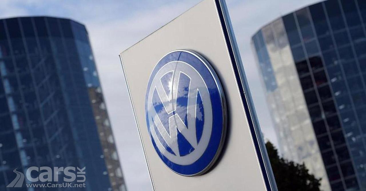 Photo Volkswagen sign