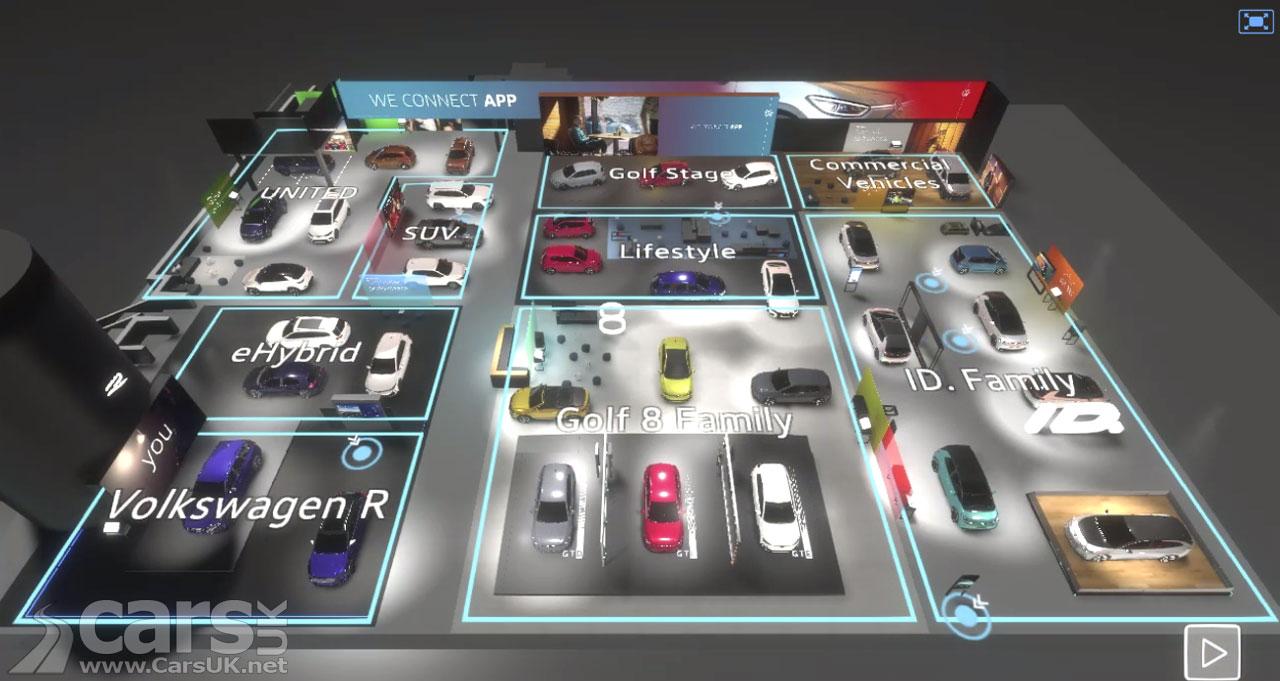 Photo Volkswagen opens its VIRTUAL Motor Show