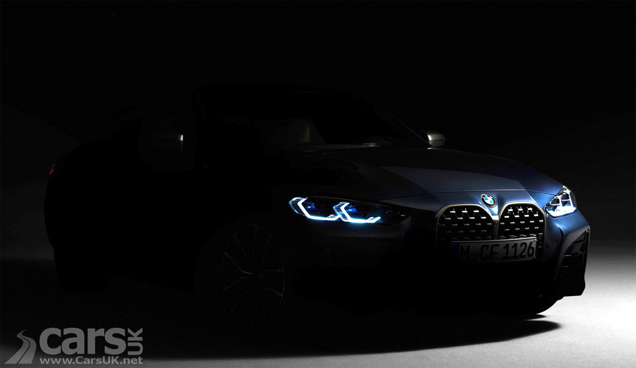 Photo New BMW 4 Series Coupe Teaser