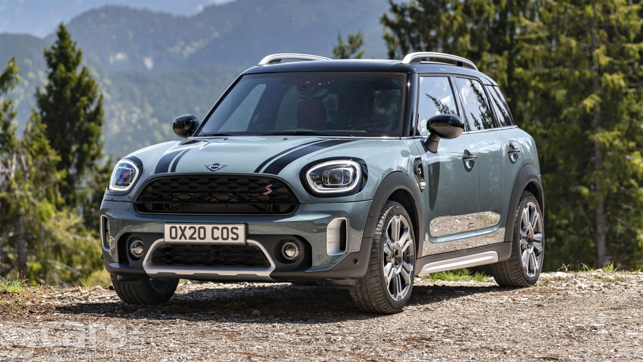 Photo 2020 MINI Countryman Facelift