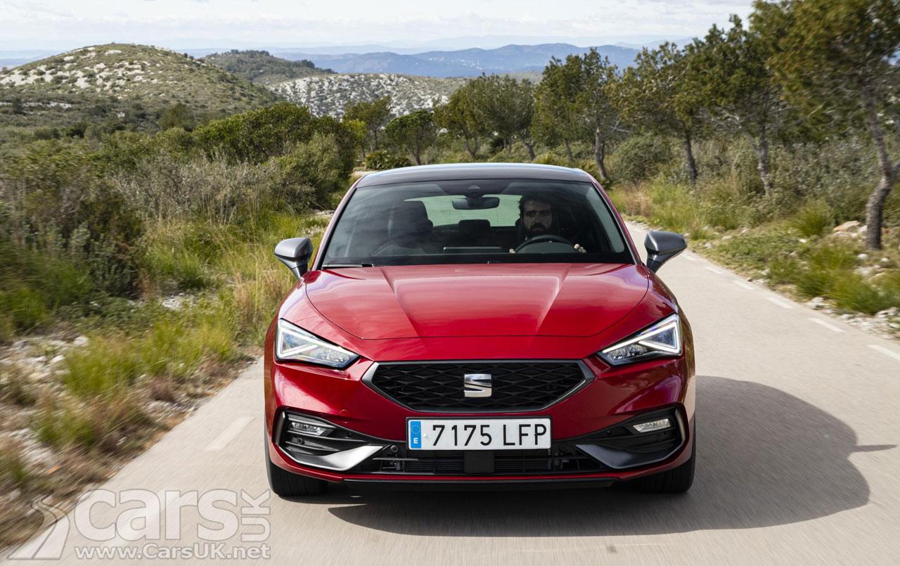 2020 SEAT Leon UK price