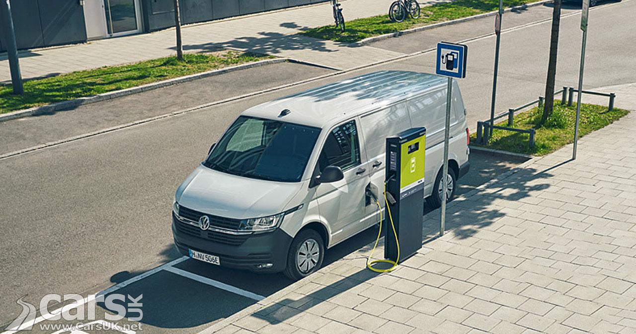 Photo Volkswagen ABT eTransporter 6.1