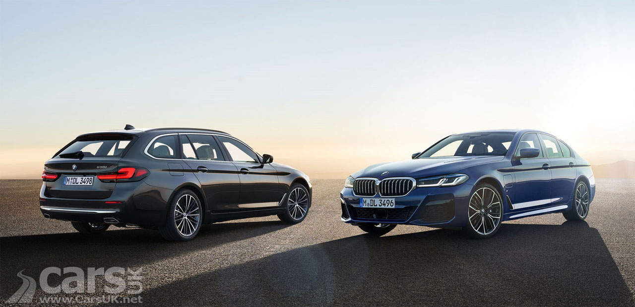 Photo 2020 BMW 5 Series Facelift