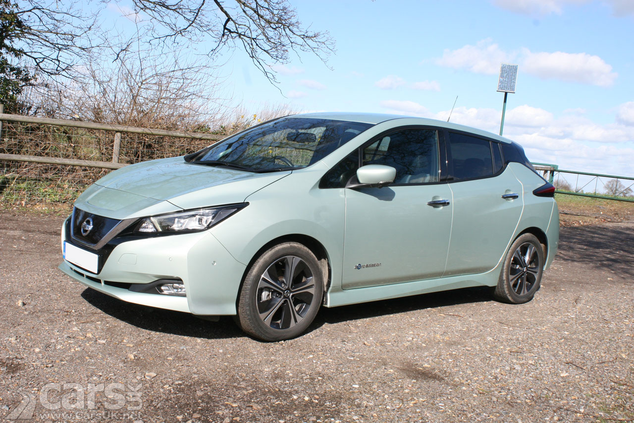 Photo Electric Car Lease Deal