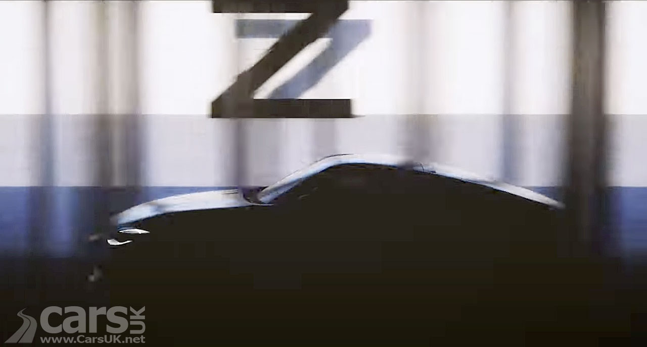 Photo Nissan 400Z teaser