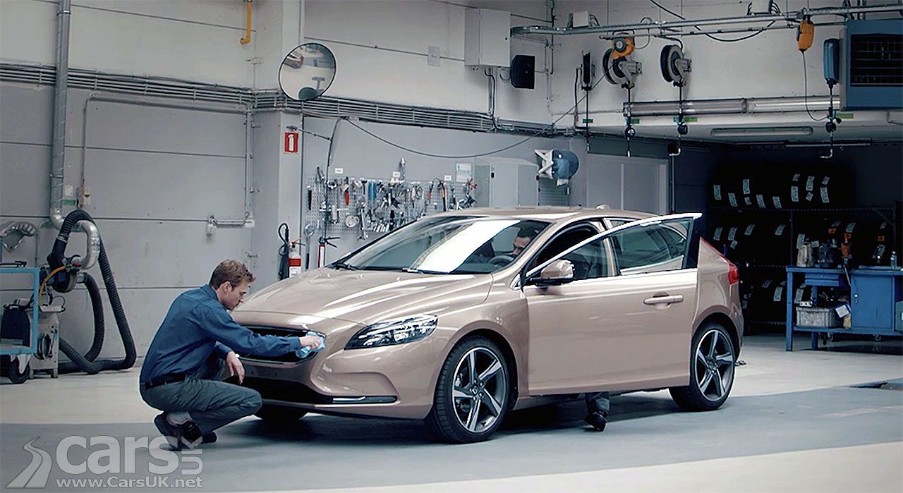 Photo Volvo Valet Maintenance