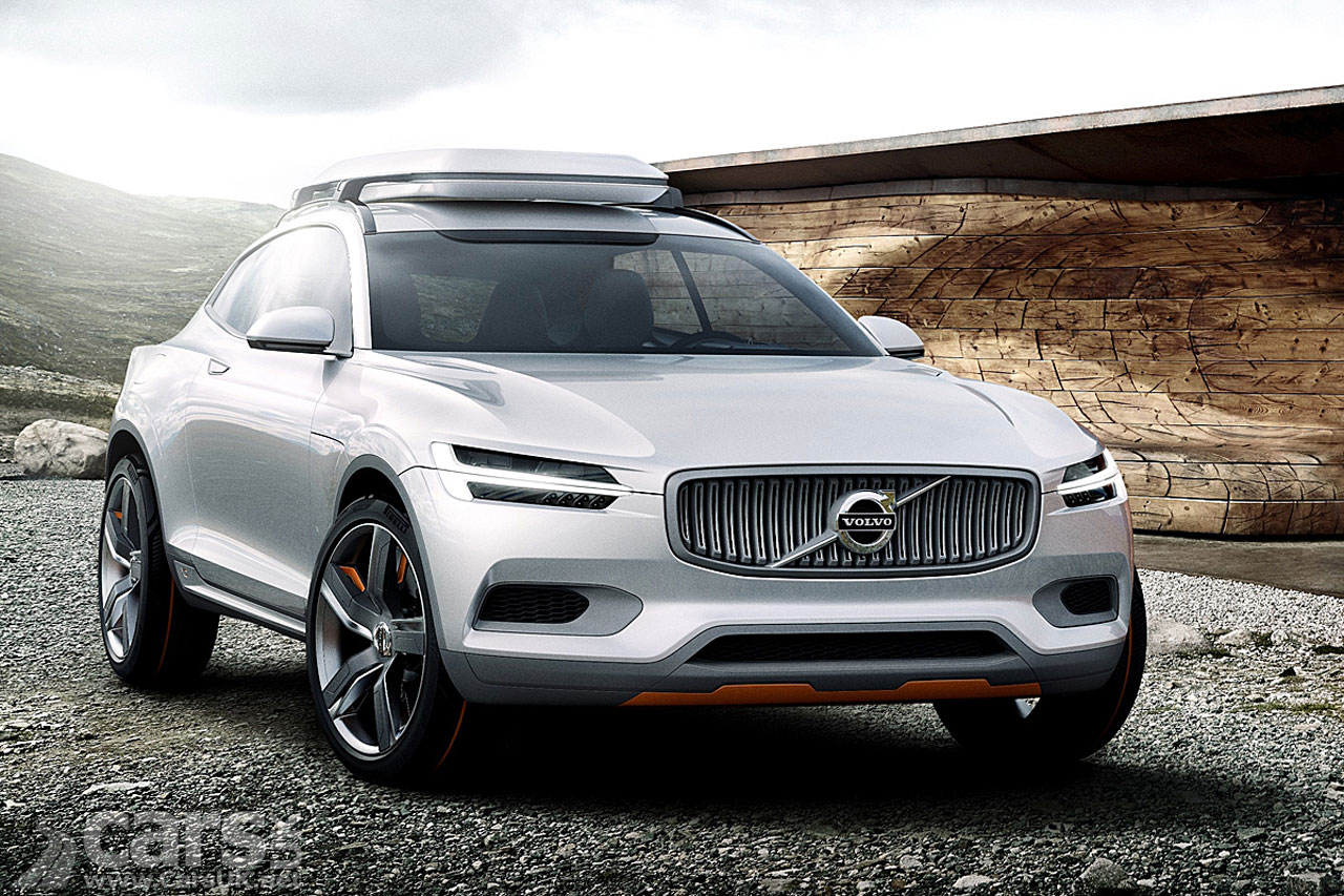 Photo Volvo XC Coupe Concept