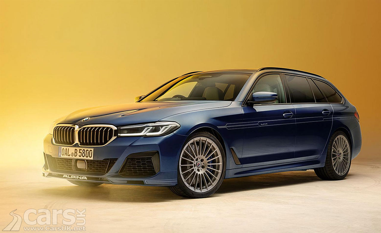 photo new 2020 Alpina B5 Touring