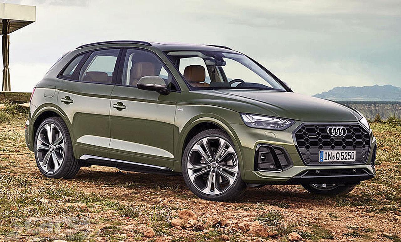 Photo 2020 Audi Q5