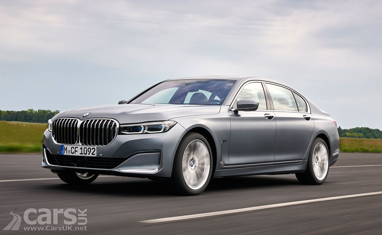 Photo 2020 BMW 7 Series
