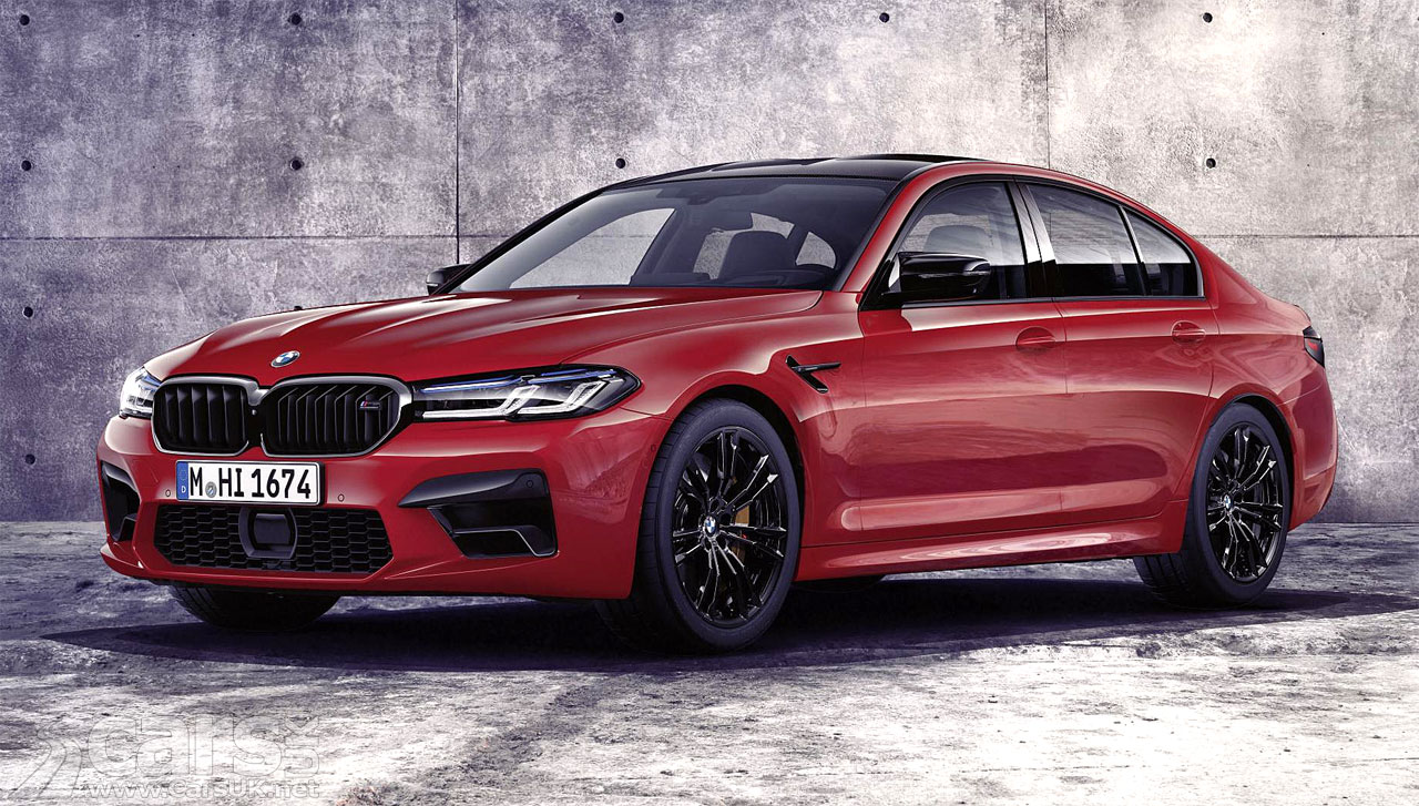 Photo 2020 BMW M5