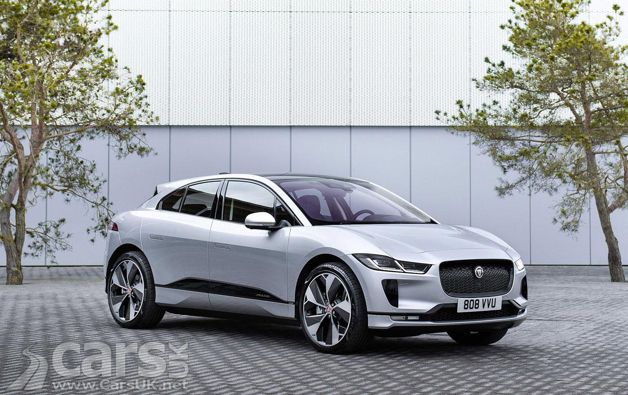 Photo 2020 Jaguar I-Pace