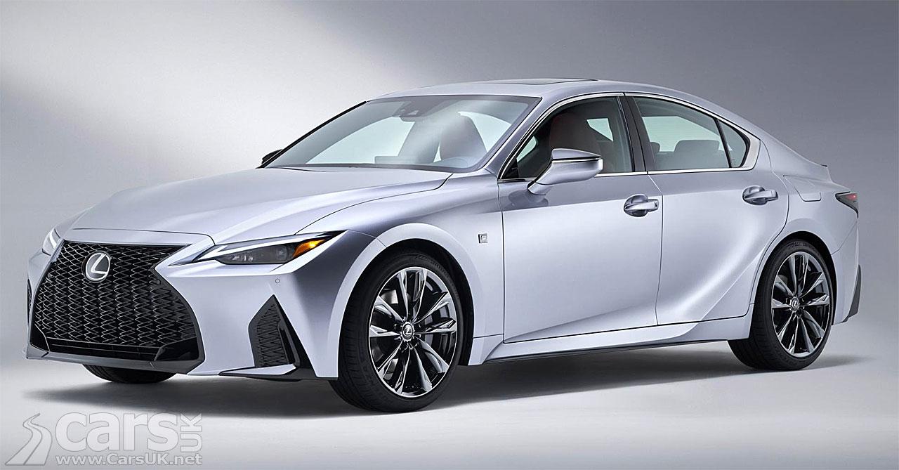 Photo 2020 Lexus IS