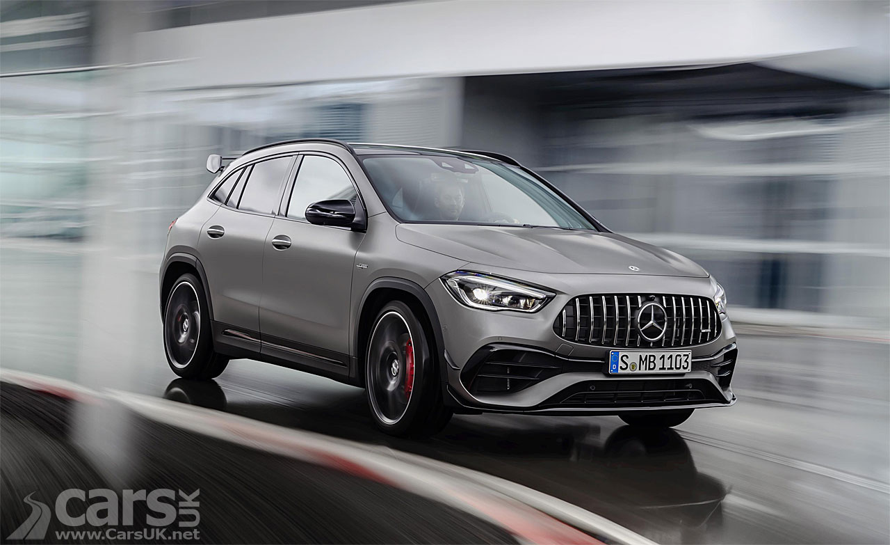 Photo 2020 Mercedes-AMG GLA 45 S